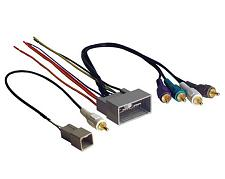 American International Amplifier Integration Harness For 2008-20