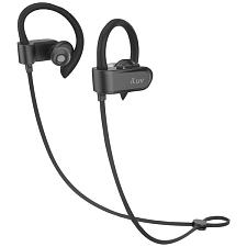 Iluv Fitactjet3Bk Fit Active Jet3 Sport Bluetooth Earbuds With Microphone