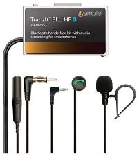 Pac Bluetooth Hands Free Kit With Audio Streaming For Smart Phon