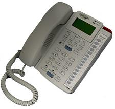 Cortelco 220021-Tp227E- Colleague With Caller Id