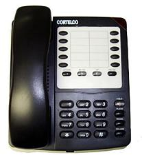 Cortelco Colleague Corded Single-Line Telephone 220300-Vba-27S