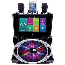 Karaoke Usa Wk849 Complete Wi-Fi Bluetooth Karaoke Machine With