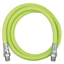 "Flexzilla Grease Hose 1/8"" X 36"" 1/8"" Mnpt Ends"