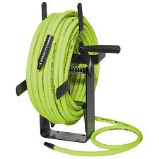 "Flexzilla Manual Open Face Air Hose Reel 3/8"" X 100'"