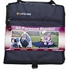 Lifeline Lf04014Aaa Lifeline - 4014Aaa All Purpose Travel Blanke