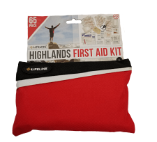 Lifeline Lf4116 Lifeline - Lf4116 Highlands 65 Piece Adventure F