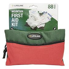 Lifeline Lf4118 Lifeline - Lf4118 Mountain Pack 88 Piece First A