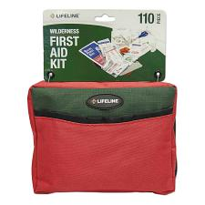 Lifeline Lf4120 Lifeline - Lf4120 110 Piece Wilderness First Aid
