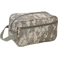 "Extreme Pak Digital Camo Water-Resistant 11"" Travel Bag LUSHAVDC"