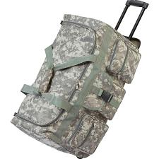 "Extreme Pak Digital Camo Water-Resistant 25"" Trolley Bag LUTR25D"