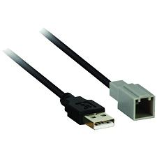 Axxess(R) Ax-Toyusb Usb Adapter To Retain The Oe Usb In Select T