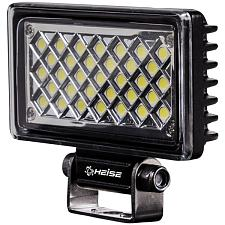 Heise Led Lighting Systems He-Wl1 3.625-Inch X 2-Inch Rectangle