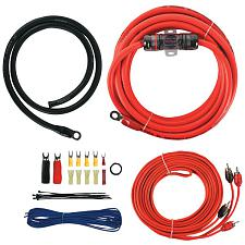 T-Spec V6-Rak4 V6 Series Amp Installation Kit With Rca Cables (4