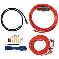 T-Spec V6-Rak8 V6 Series Amp Installation Kit With Rca Cables (8