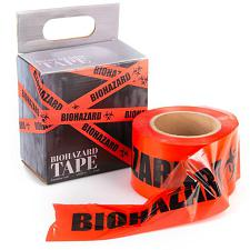 Biohazard Tape, 1000-feet MPAR-603