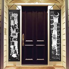 Halloween Vertical Door Banners, 2-pack MPAR-706
