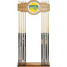 Indiana Pacers Hardwood Classics NBA Cue Rack w/Mirror