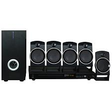 Naxa 5.1Ch Home Theater Dvd & Karaoke System