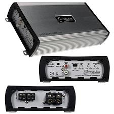 American Bass Amp D Class 1 Ohm Stable 2500 Watts