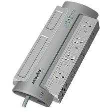 Panamax Pm8-Ex 8-Outlet Powermax Pm8-Ex Surge Protector (Without