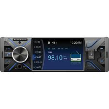 Power Acoustik Pl-430Hb Pl-430Hb 4.3-Inch Single-Din In-Dash Dvd