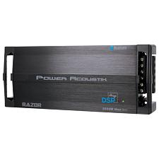 Power Acoustik Rz5-2500Dsp Razor Series 2,500-Watt Max 5-Channel