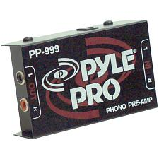 Pylepro Pp999 Phono Turntable Pre-Amplifier