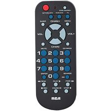 Rca Rcr503Br 3-Device Palm-Sized Universal Remote