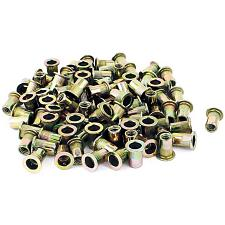 Astro Rn516 5/16In18 Steel Rivet Nuts 100 Piece