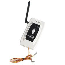 Silent Call Medallion Series Digital Doorbell Transmitter DB41-MC