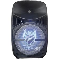 Blackmore Pro Audio Bjp-1516Bt Portable Amplified 2-Way Loudspea