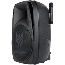 Blackmore Pro Audio Bjp-15Bt Portable Amplified 2-Way Loudspeake
