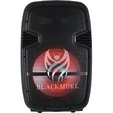 Blackmore Pro Audio Bjs-158Bt Portable Amplified 2-Way Professio