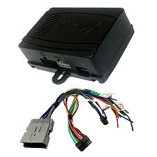 Crux Radio Replacement Interface With Chime For Gm Class Ii Bose