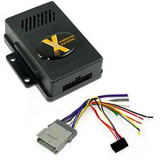 Crux Radio Replacement Interface W/Chime For Gm Class Ii