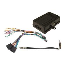 Crux Radio Replacement Interface For General Motors Lan V2 (Lin)