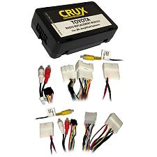 Crux Radio Replacemnet For Toyota & Lexus Vehicles W/Jbl Sound S