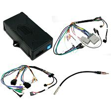 Crux On Star Radio Replacement Interface For Select Gm Lan 11-Bi