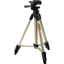"SUNPAK 620-020 Tripods with 3-Way Panhead (Folded height: 18.5"";"