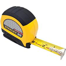 Stanley Stht30825 Leverlock(R) Tape Rule 25Ft X 1""