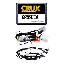 Crux Ford/Lincoln & Mercury 2005-2014 Radio Replacement