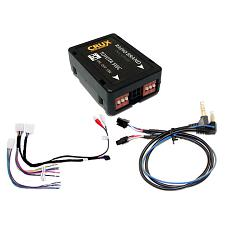 Crux Radio Replacement W/Swc Retention For Select Toyota Vehicle