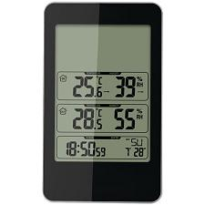 Taylor 1733 Indoor/Outdoor Digital Themometer With Barometer & T