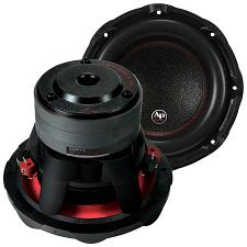 "Audiopipe 10"" Woofer 1400W Max 4 Ohm Dvc"