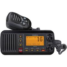 Uniden Um385Bk 25-Watt Fixed-Mount Marine Radio With Dsc (Black)