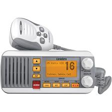 Uniden Um435 25-Watt Full-Featured Fixed-Mount Vhf Marine Radio