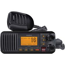Uniden Um435Bk 25-Watt Full-Featured Fixed-Mount Vhf Marine Radi