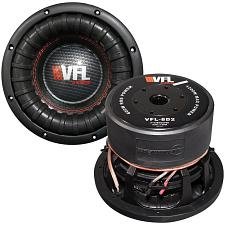 "American Bass Vfl 8"" Competition Woofer 1200W 2 Ohm Dvc"