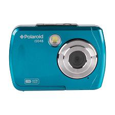 Polaroid Is048-Teal 16.0 Megapixel Waterproof Instant Sharing Digital Camera