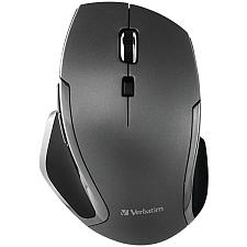 Verbatim 98621 Wireless Notebook 6-Button Deluxe Blue Led Mouse